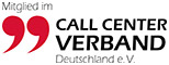 Logo Call Center Verband